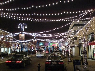 13 Best Easton Town Center Holiday Lights Images On