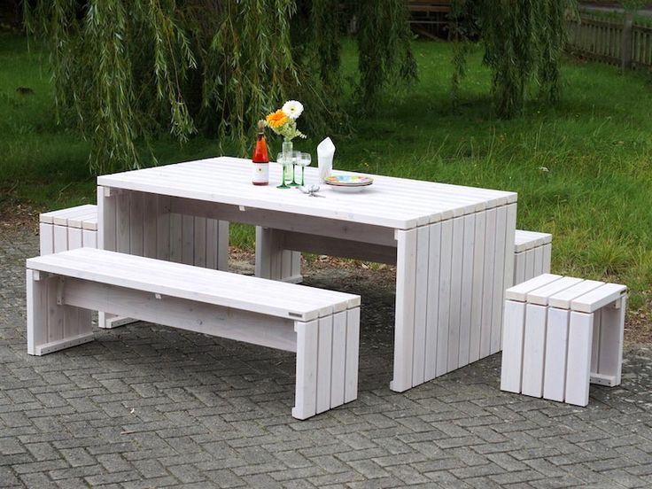 71 best Gartenmöbel Holz images on Pinterest