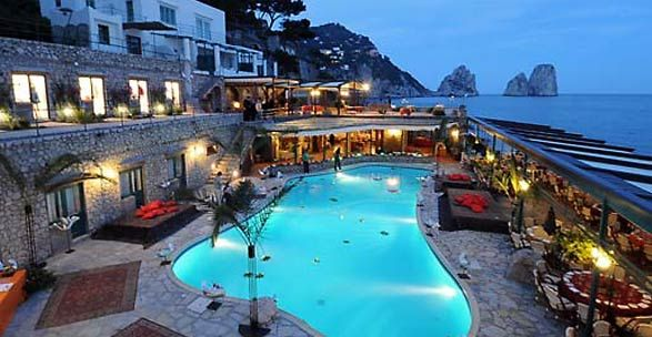 La Canzone del Mare - Capri