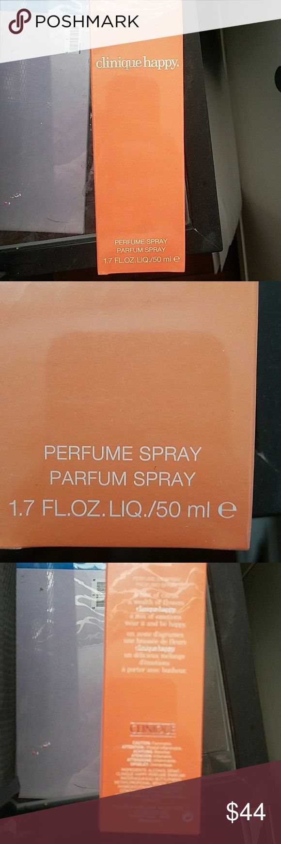 Clinique Happy Perfume Spray Brand new!  Never opened! Clinique Other