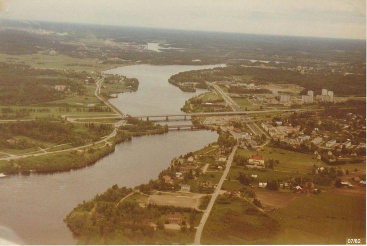 Mansikkala ja Tainionkoski 1982