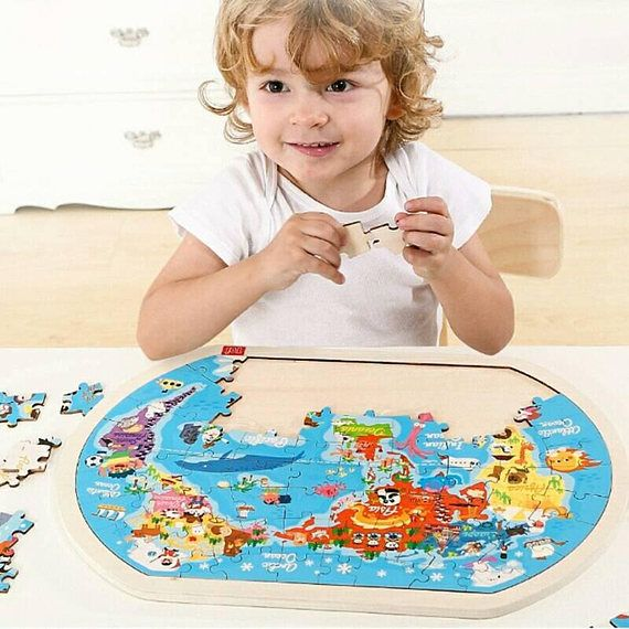 The 25 best world map puzzle ideas on pinterest come fly with color non toxic color size refer picture this puzzle help children think and be creative to solve the puzzle have fun while learning about world map gumiabroncs Image collections