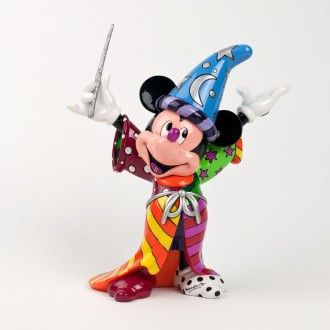 Sorcerer Mickey Mouse Figurine. Large.