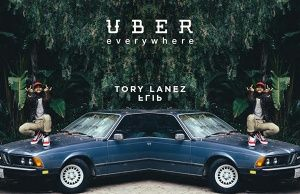 Tory Lanez  Uber Everywhere (Remix)