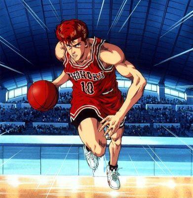 Hanamichi Sakuragi il genio del basket!!
