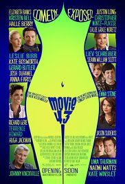 Movie 43 (2013) A series of interconnected short films follows a washed-up producer as he pitches insane story lines featuring some of the biggest stars in Hollywood.