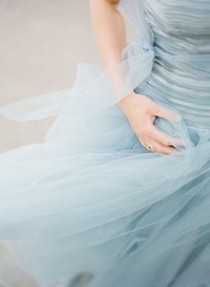 THIS IS THE COLOUR! perfect colour blue for bridesmaid dresses