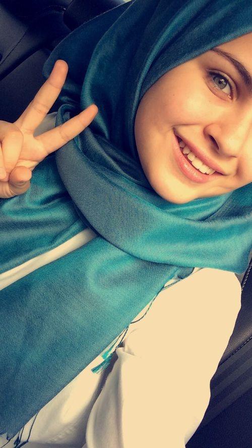 Image de hijab, smile, and masallah