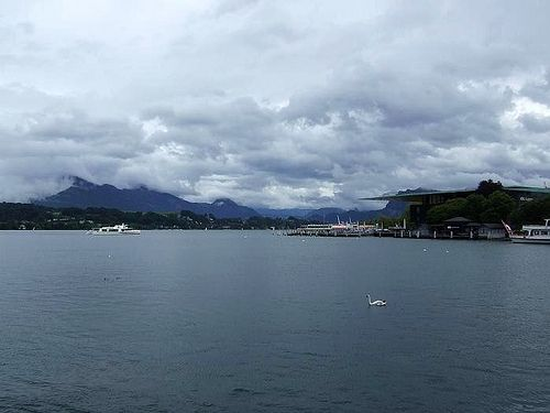 Lake Lucerne, #Switzerland #lake #beautifulplaces