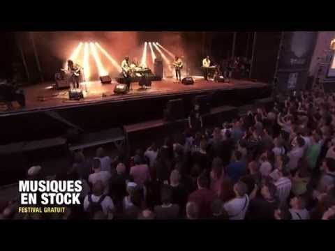 Musiques en Stock 2013 - The Black Angels - concert intégral - YouTube