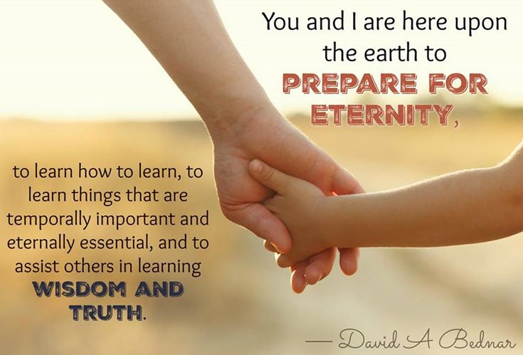 """You and I are here on the earth to prepare for eternity, to learn how to learn, to learn things that are temporally important and eternally essential, and to assist others in learning wisdom and truth."" From #ElderBednar's pinterest.com/pin/24066179230999303 inspiring message lds.org/ensign/2010/02/learning-to-love-learning. Learn more lds.org/topics/education and #passiton. #ShareGoodness"