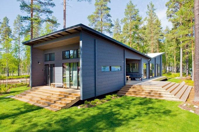 12 besten sch ne holzh user bilder auf pinterest entwurf bungalows und hausbau. Black Bedroom Furniture Sets. Home Design Ideas