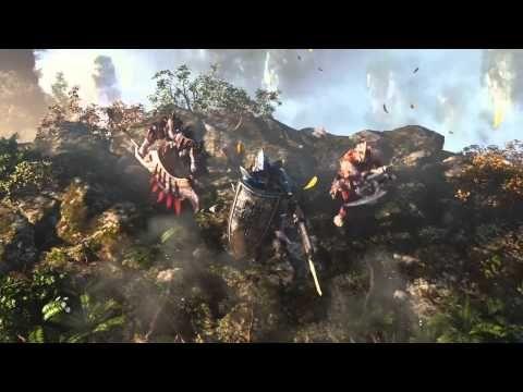 Monster Hunter Online: Official Cinematic Trailer - YouTube
