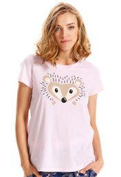 Hedgehog Short Sleeve Tee
