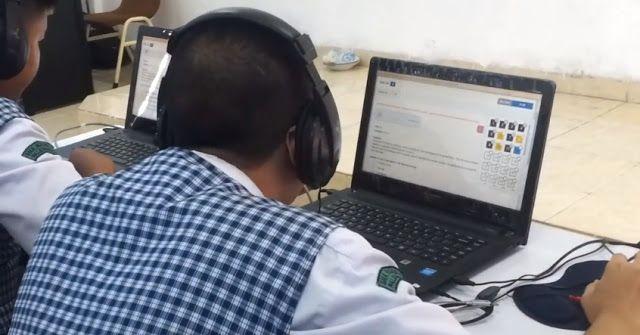 Keren! USBN Tingkat SMA di Sulawesi Selatan Menggunakan Perangkat Berbasis Android