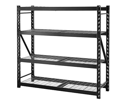 Maximum 4 Tier Heavy Duty Metal Shelf Canadian Tire