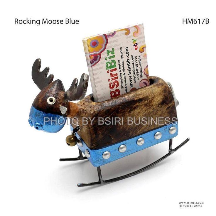 23 best Moose Business Card Holder images on Pinterest   Business ...