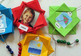 Falt-Geburtstagskalender nach Montessori für Kindergarten, KiTa und Schule