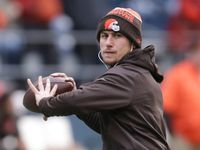 Cleveland Browns waive QB Johnny Manziel - NFL.com