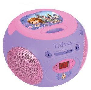 Sofia die Erste CD-Player mit Radio