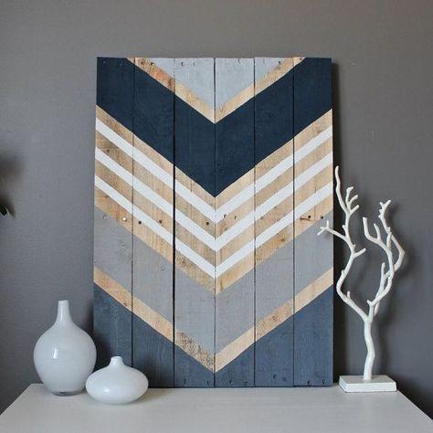 Geometrisches Wandkunstholz, hölzerne Wandkunst, geometrische hölzerne Kunst, hölzerne Wandkunst