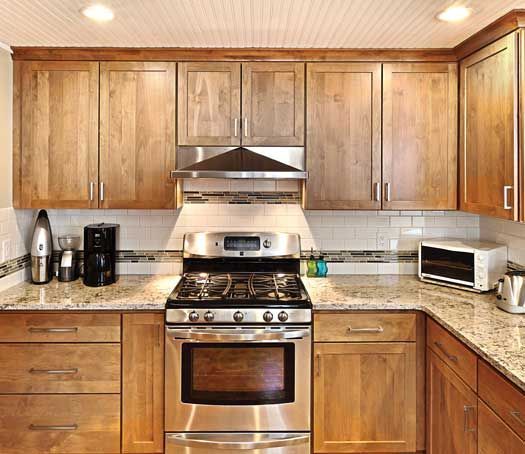 Kitchen In Traverse City Mi Designed By Kristen Myers