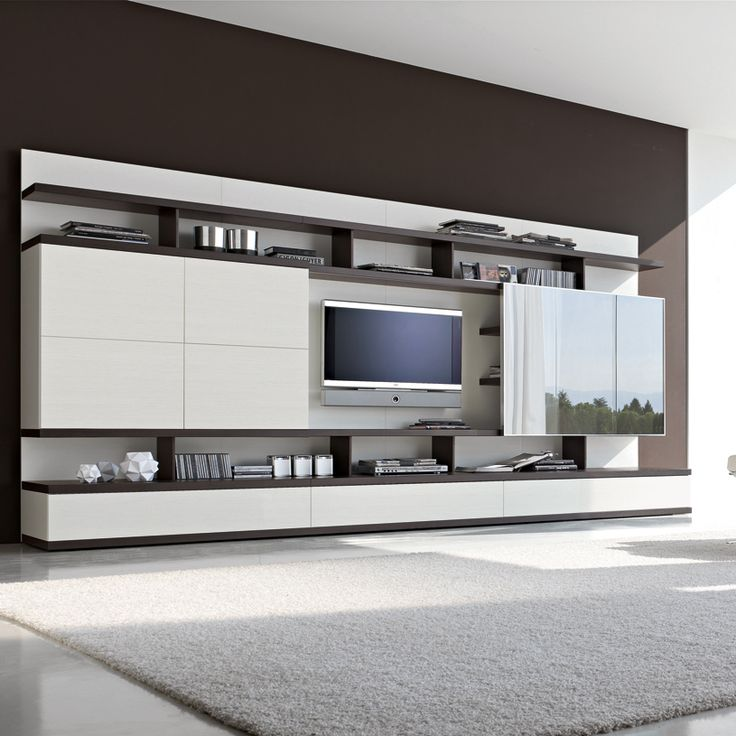 Odion Free Standing TV/Wall System B907