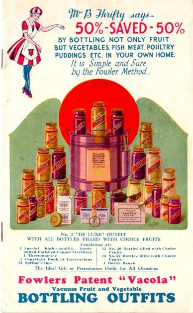 Fowler's Vacola - our version of the Mason jar - the most popular home canning system in Australia, developed in 1915 in Hawthorn, Victoria - the suburb I was born in :) - *divebombedintostardust*