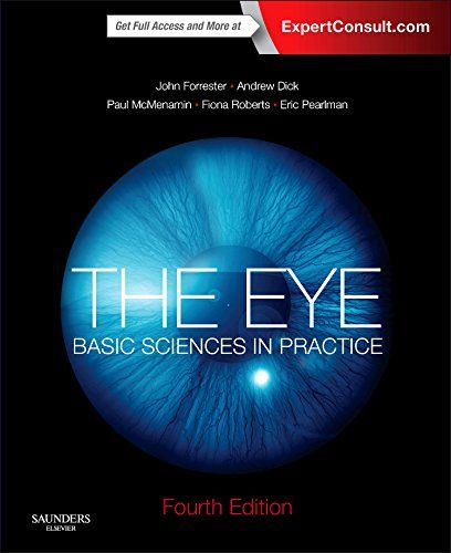 25 best opthalmo images on pinterest medical med school and free the eye basic sciences in practice 4e by john v forrest fandeluxe Image collections