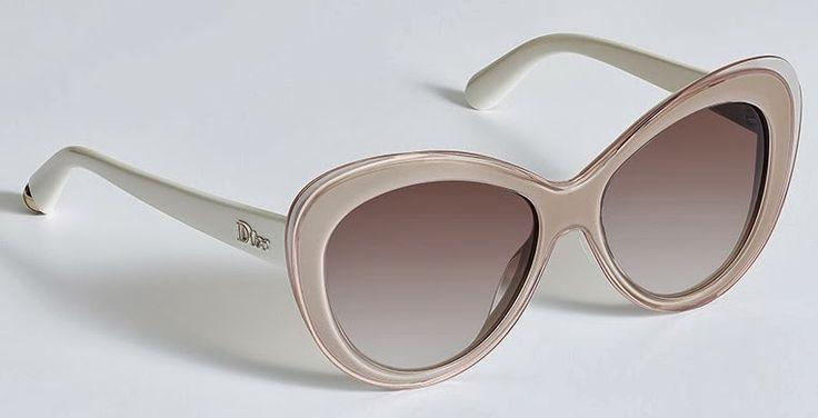 Fashionista Smile: Dior: Sunglasses 2014 Collection
