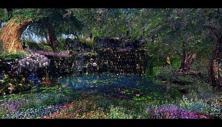 Fantasy Faire 2013 - Fairelands Junction ~ The Vale of Rememberances 3