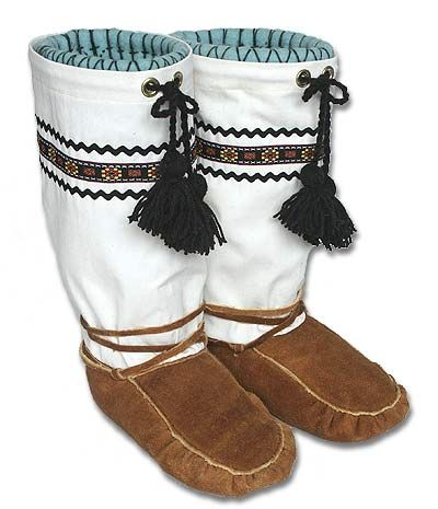 Mukluk Slippers Pattern Clothing and Accessories - Shopping.com