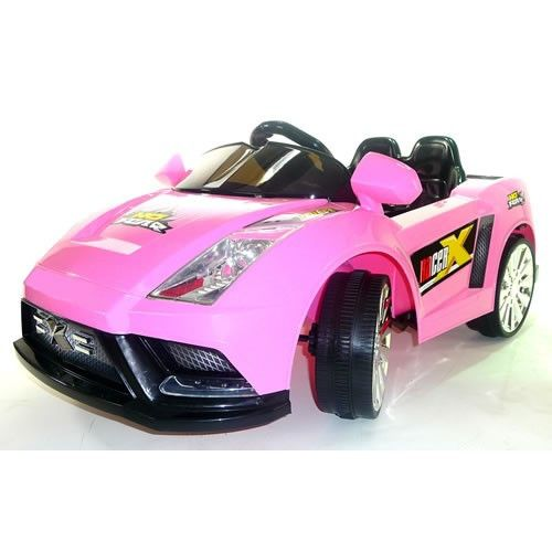 kids ride on 12v lamborghini styled car pink now available to buy