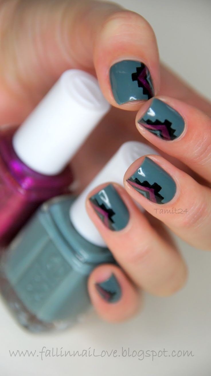 Trend Nail Art: 1000+ Ideas About Fall Nail Trends On Pinterest