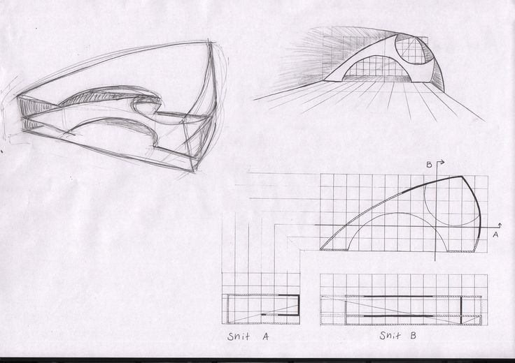 Technical drawings By: Mischa Stæhr