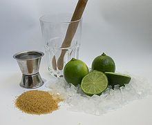 Caipirinha - Wikipedia, the free encyclopedia