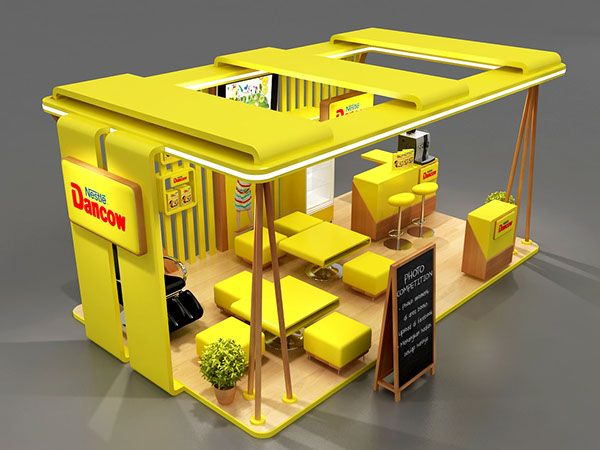 DANCOW Life ready lounge on Behance