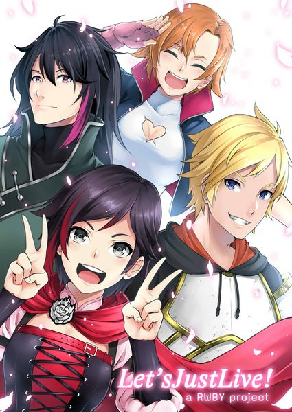 RWBY Let's Just Live!