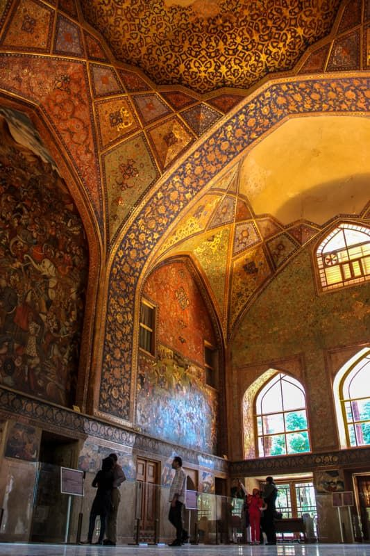 Modern Iran But Still See Ancient Persia - Travel To