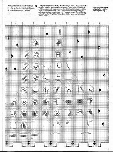 Weihnachtsgardine 2 von 2