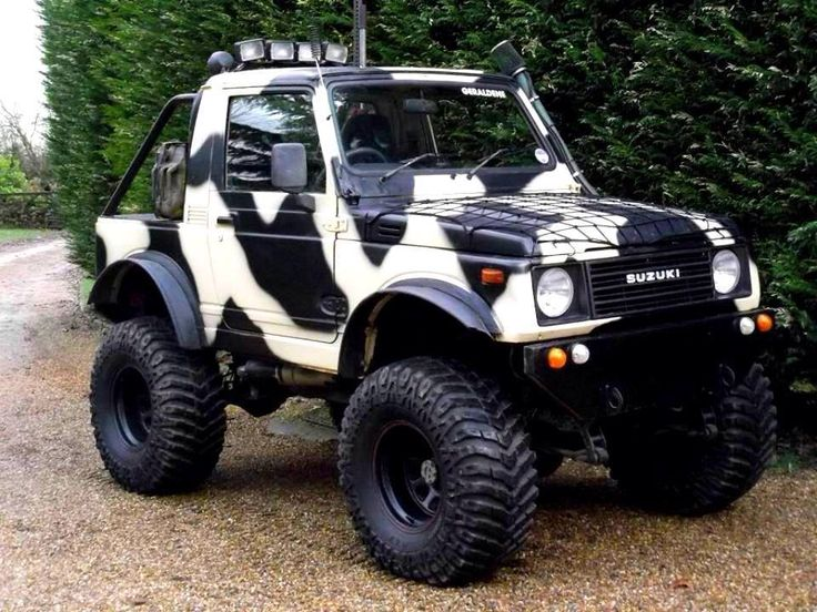 617 Best Suzuki Samurai Images On Pinterest Cars Jeeps