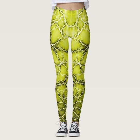 #Yellow #lightning, #bolts #pattern, #thunders on #sky #leggings https://www.zazzle.com/z/34ds8 #apparel #style #fashion # design @zazzle
