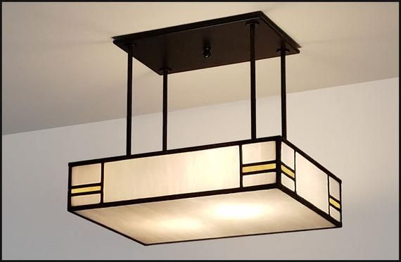 Classic Craftsman Style Light Fixture In 2019 Light