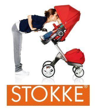 Stokke® Xplory® : la Poussette design des bébés !