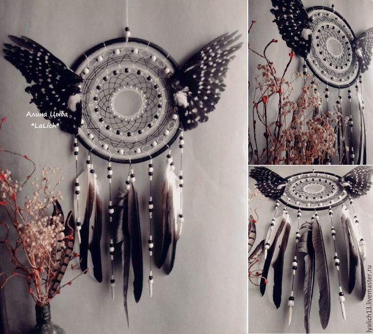 """Купить Ловец Снов """" Spread Your wings"""" - ловец снов, ловец сновидений"""