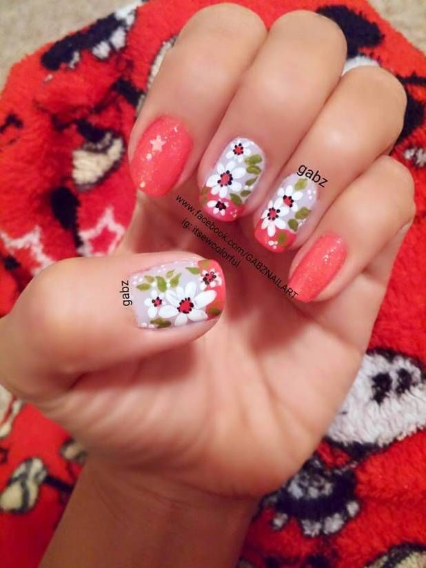 The 36 best Summer Nails Fashion images on Pinterest | Nail designs ...