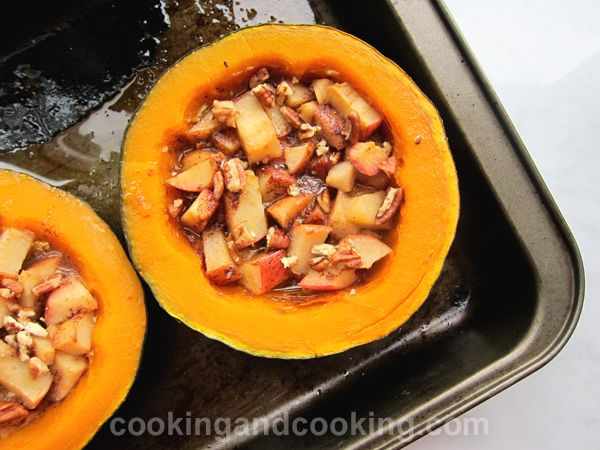 Buttercup Squash With Apples With Images Healthy Squash