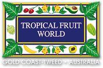 Tropical Fruit World Logo