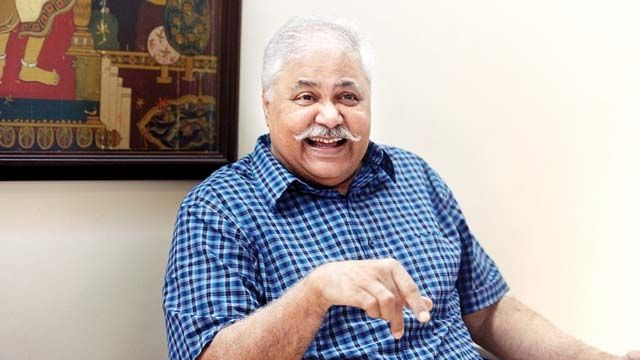 Satish Shah: I did not enjoy doing comedy in cinema as much as I did on television #FansnStars
