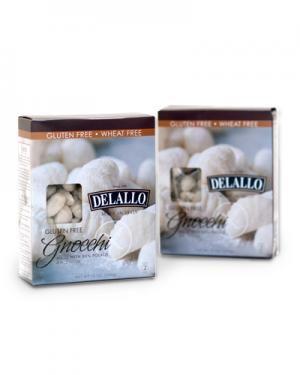 DeLallo Gluten-Free Potato & Rice Gnocchi | Pasta/Gluten-Free Pasta